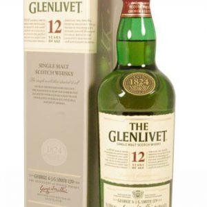 Buy GLENLIVET 12 YO 1LTR online in Nairobi Kenya