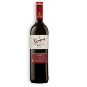 Buy Beronia Crianza Rioja Dry Red 750ml online in Nairobi Kenya