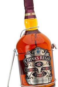 CHIVAS REGAL 12YO 4.5LTR (GIFT PARK)