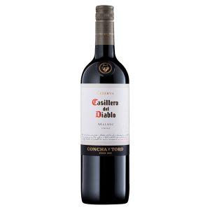 Casillero del Diablo Malbec Dry Red 750ml