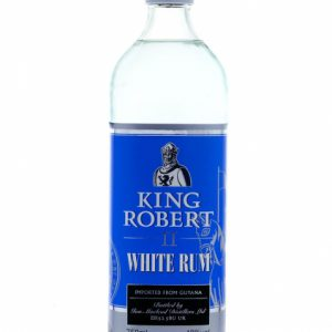 King Robert White Rum 750ml
