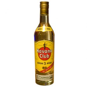 Havana Club Anejo 750ml(3yrs)