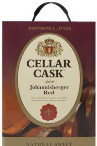 Buy Cellar Cask JHB Natural Sweet Red 5L online in Nairobi Kenya