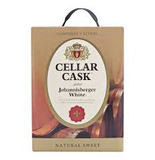 Buy Cellar Cask JHB Natural Sweet White 5L online in Nairobi Kenya