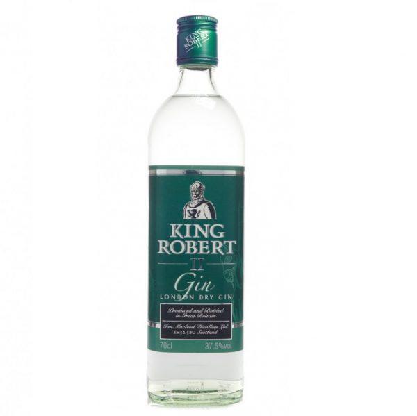 King Robert Gin 750ml