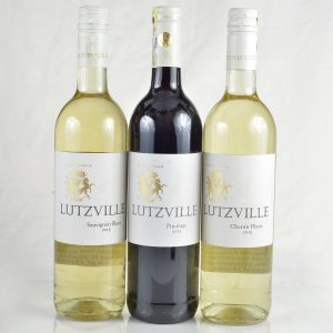 LUTZVILLE SAUVIGNON BLANC DRY WHITE 750ML