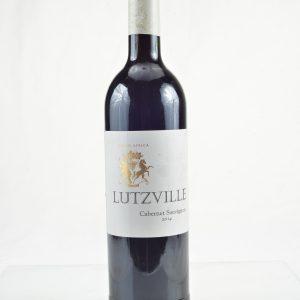 LUTZVILLE CABERNET SAUVIGNON DRY RED 750ML