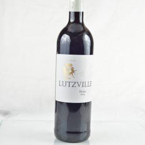 LUTZVILLE SHIRAZ DRY RED 750ML