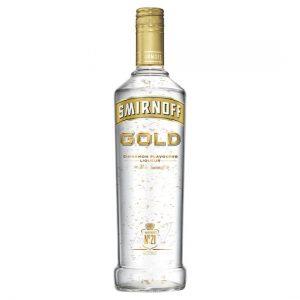 SMIRNOFF GOLD 750ML