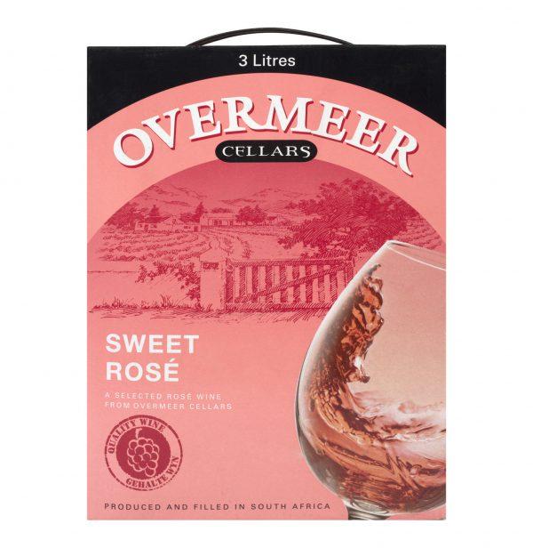 Buy Overmeer Sweet Rose 5L online in Nairobi Kenya