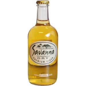 Buy Savanna Dry Cider 330ml online in Nairobi Kenya