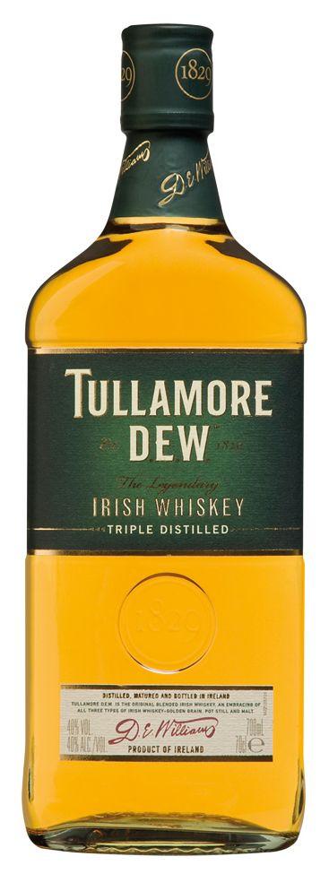 TULLAMORE DEW WHISKY 750ML