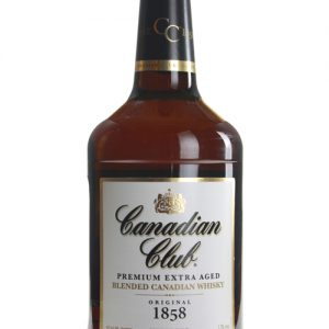 CANADIAN CLUB WHISKY 1LTR