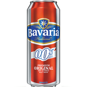 Bavaria Non-Alcoholic Original 500ml