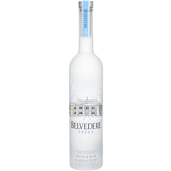 Belvedere Pure Naked Vodka 750ml