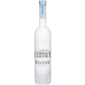 Belvedere Pure Naked Vodka 1Ltr