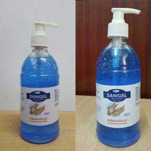 Sanigel Hand Sanitizer (500ml)