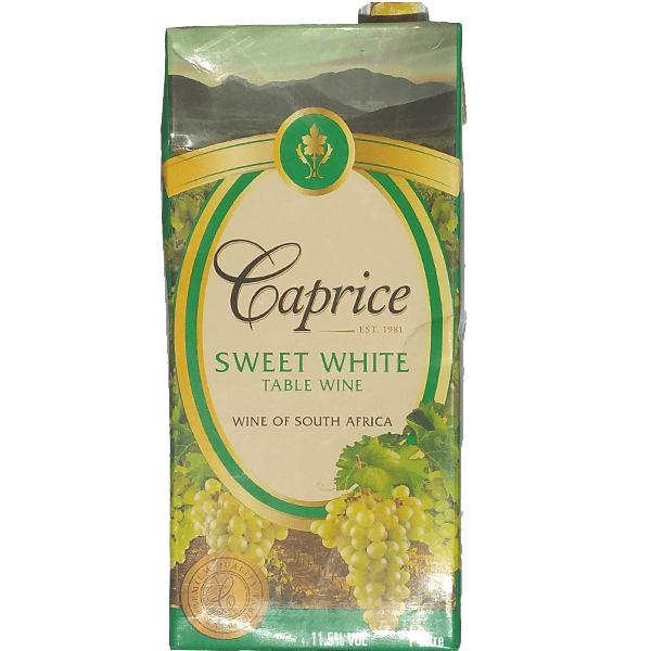 Buy Caprice Sweet White 1L online in Nairobi Kenya