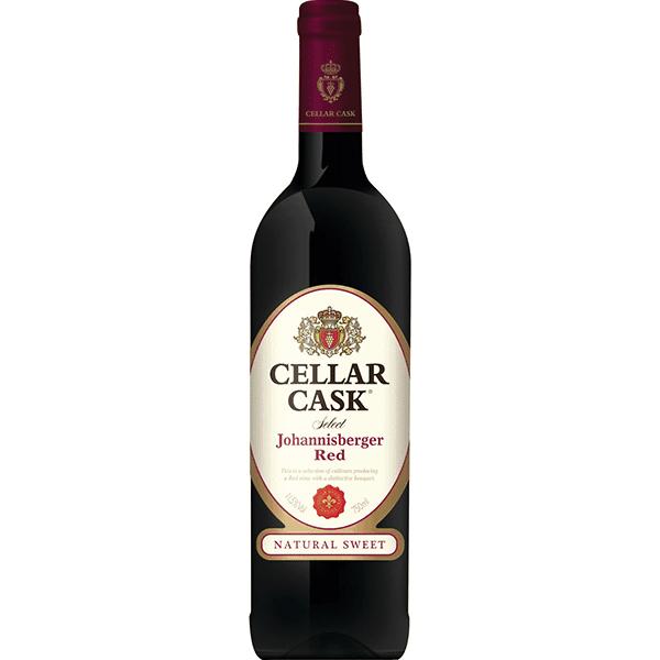 Buy Cellar Cask JHB Natural Sweet Red 750ml online in Nairobi Kenya
