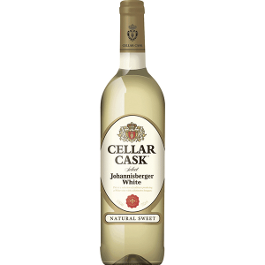 Buy Cellar Cask JHB Natural Sweet White 750ml in Nairobi Kenya