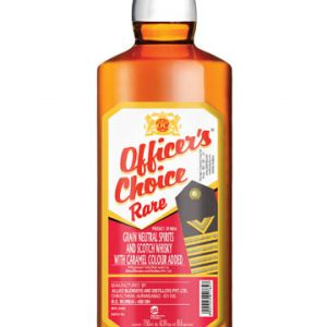 OFFICERS CHOICE 750ML