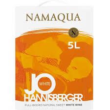 Buy Namaqua Johannisberger Sweet White 5L online in Nairobi Kenya