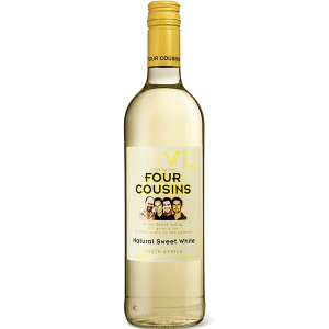 Buy Four Cousins Sweet White Wine 750ml online in Nairobi Kenya