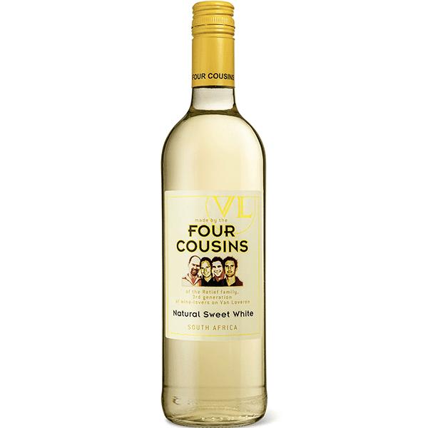 Buy Four Cousins Sweet White Wine 750ml online in Nairobi Kenya