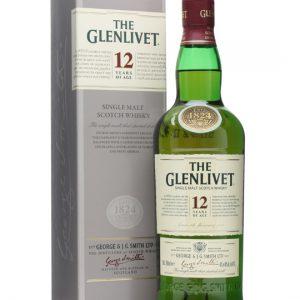 Buy GLENLIVET 12YRS 750ML online in Nairobi Kenya