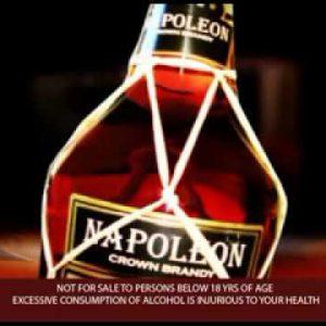 Buy NAPOLEON CROWN BRANDY750ML online in Nairobi Kenya
