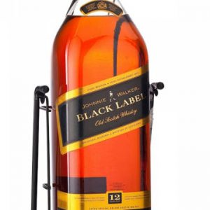 JOHNNIE WALKER BLACK 4.5LRT