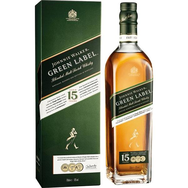 Buy Johnnie Walker Green Label 750ml online in Nairobi Kenya