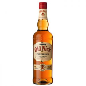 Old Nick Golden Rum 750ml