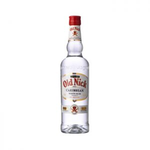 Old Nick White Rum 750ml