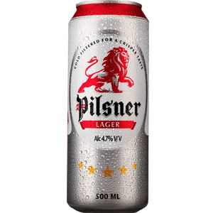 Buy Pilsner Can 500ml in Nairobi Kenya
