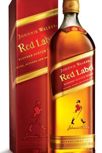 JW RED LABEL 750ML