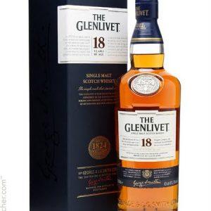 THE GLENLIVET 18YRS 700ML