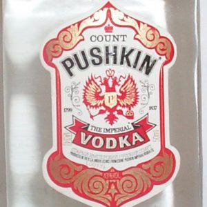 COUNT PUSHKIN 350ML