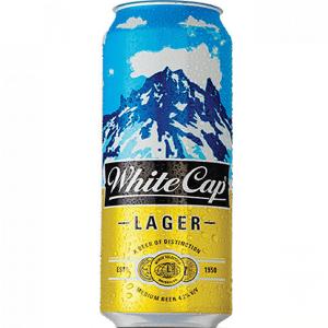 White Cap 500ml