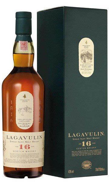 LAGAVULIN WHISKY 16YRS 750ML