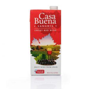 Buy Casa-Buena sweet red Sangaria-1ltr-1 sweet red online in Nairobi Kenya