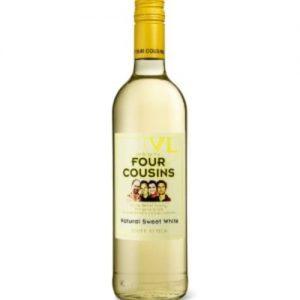 Buy Four-Cousins-Sweet-White-1.5ltrs online in Nairobi Kenya