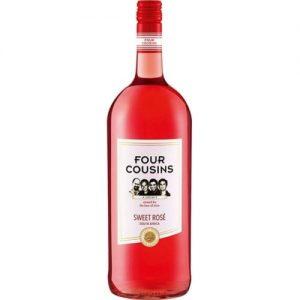 Buy four-cousins-rose-750ml online in Nairobi Kenya